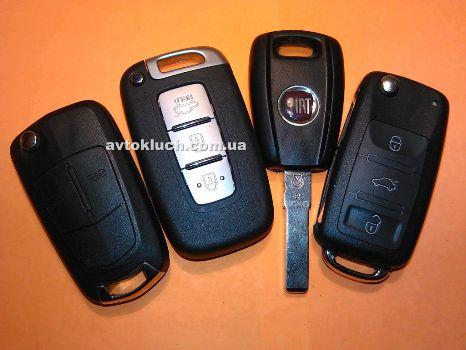 Чип авто ключ