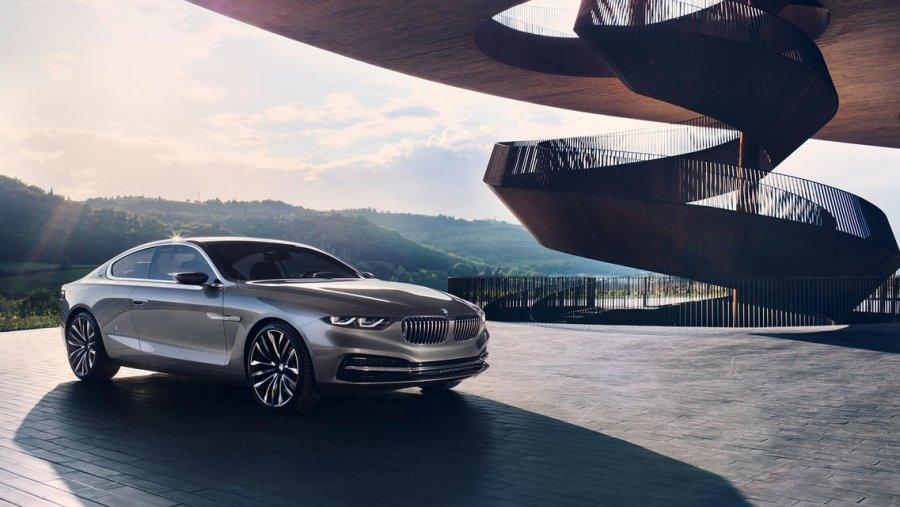 BMW 8-Series 2016 концепт