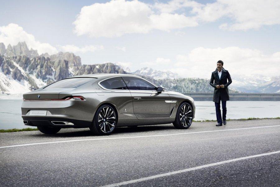 BMW 8-Series 2016 фото