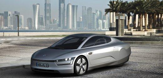 VW Ein-Liter-Auto SPERRFRIST