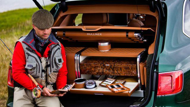Bentley Bentayga Fly Fishing версия