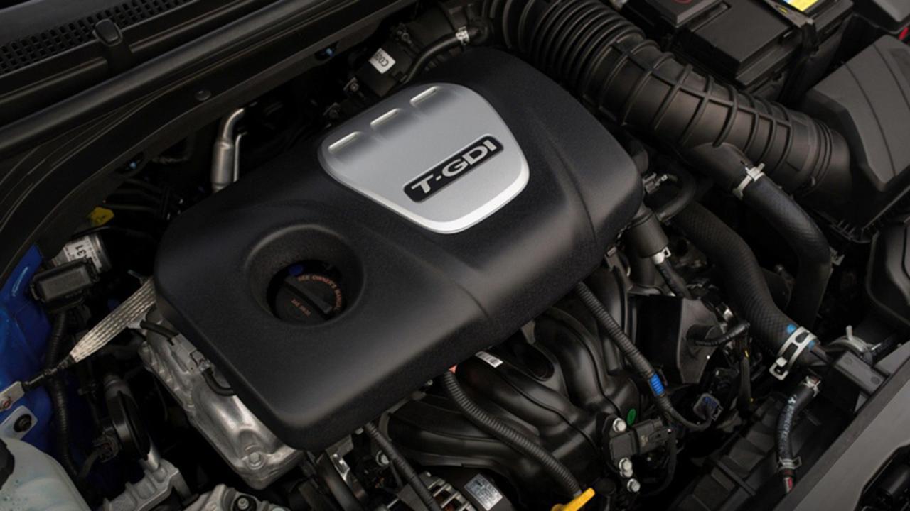 Hyundai Elantra Sport движок