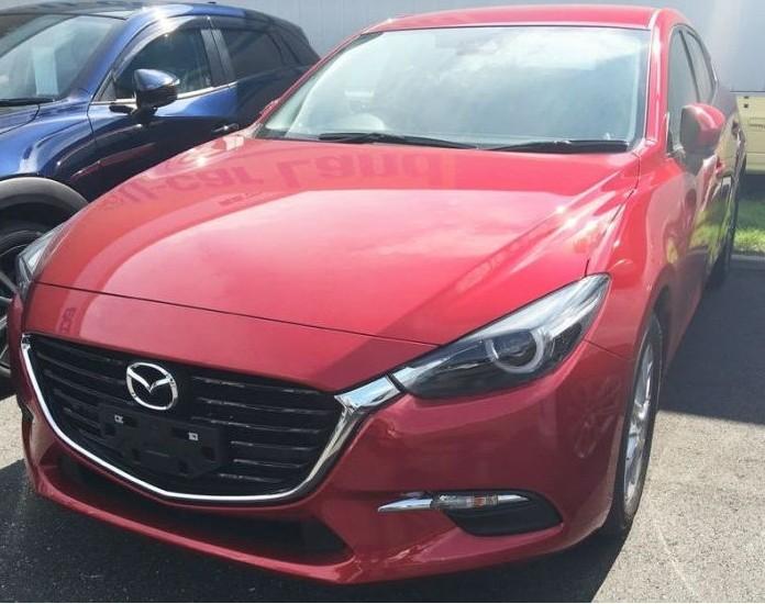 Mazda3 2016 фото
